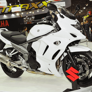 Suzuki GSX 1250 F/A - Doni Castilho/Infomoto