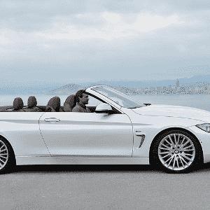 BMW Série 4 conversível - Divulgação