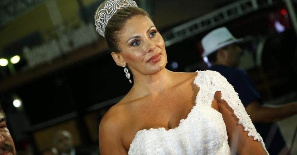 Casamento de Ângela Bismarchi