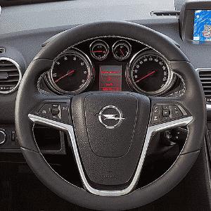 Opel Meriva 2014 - Divulgação