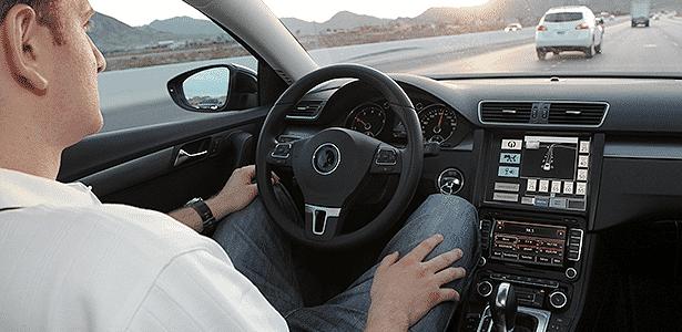 Sistema permite que carro se auto-pilote em situações de stress (trânsito pesado) ou perigo - Divulgação