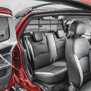 Fiat Strada 2014 - Divulgação