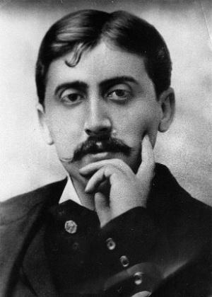 O escritor francês Marcel Proust - Reprodução