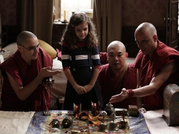 """Em """"Joia Rara"""", monges confirmam que Pérola é a reencarnação de Ananda"""