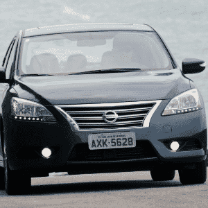 Nissan Sentra SL 2.0 2014 - Murilo Góes/UOL