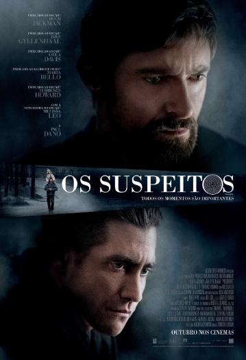 """Pôster de """"Os Suspeitos"""", de Denis Villeneuve"""