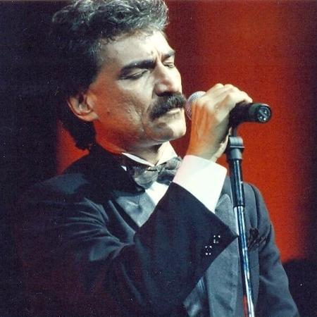 O cantor Belchior no Prêmio da Música Brasileira, em 1994 - Divulgação/Ministério da Cultura