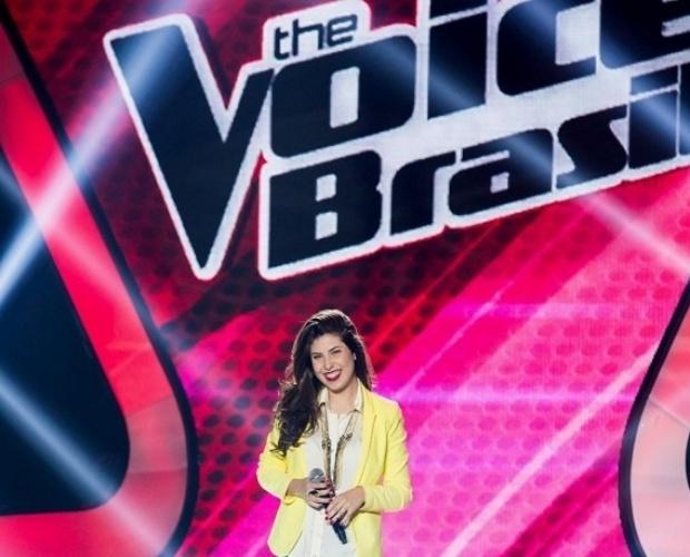 """17.out.2013 - Bruna Góes, de 20 anos, interpretou """"Proud Mary"""", que fez sucesso com o grupo Creedence"""
