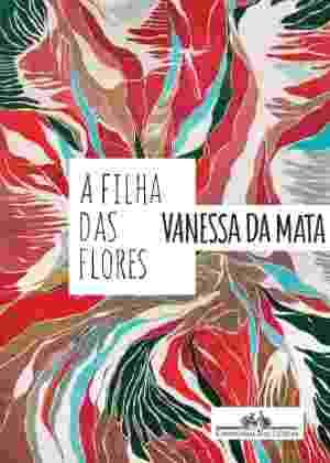 """Cantora Vanessa da Mata publica seu primeiro romance, """"A Filha das Flores"""" - Reprodução"""