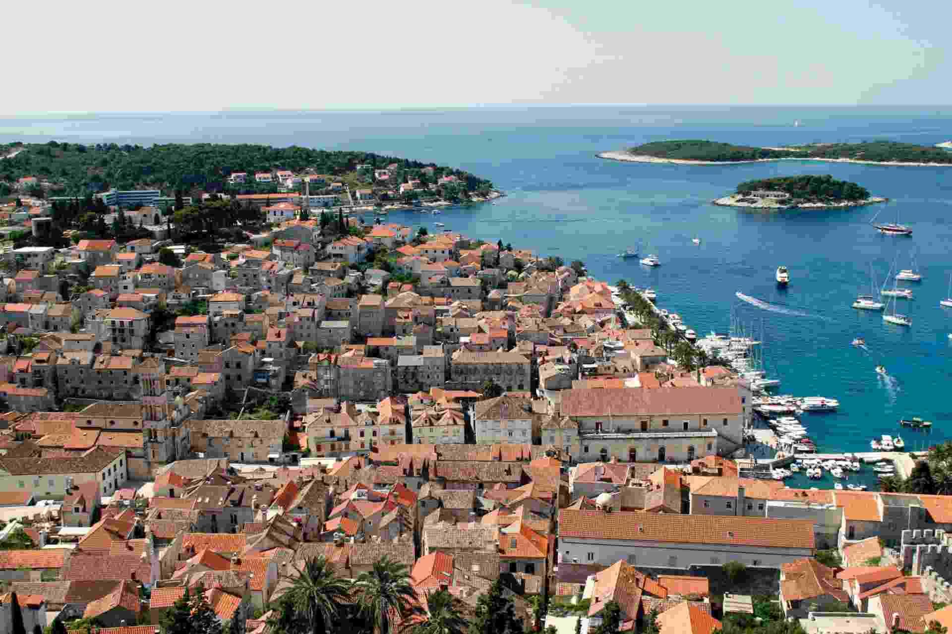 Hvar é uma ilha no Mar Adriático que fica na região da Dalmácia, na Croácia - Filip Horvat/The New York Times