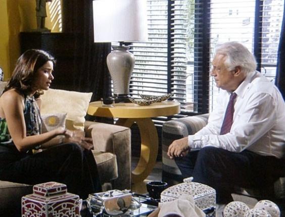 "Em ""Amor à Vida"", Aline convence César a se casar com ela"