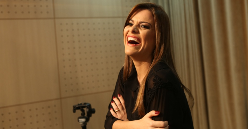 Aos 37 anos, Ana Paula Valadão é uma das cantoras gospel mais respeitadas do Brasil
