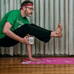 Yoga Master - Dave Engledow