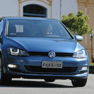 VW Golf Highline 1.4 - Murilo Góes/UOL