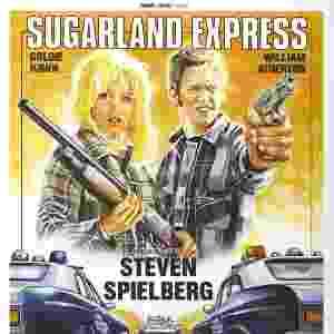 """Cartaz do filme """"Louca Escapada"""", de Steven Spielberg - Reprodução"""