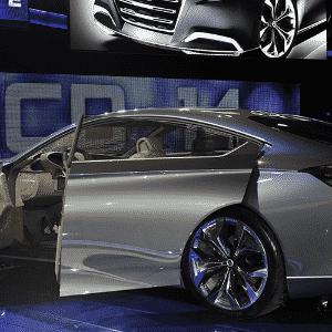 Hyundai HCD-14 concept - James Fassinger/Reuters