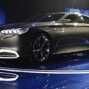 Hyundai HCD-14 concept - Larry W. Smith/EFE