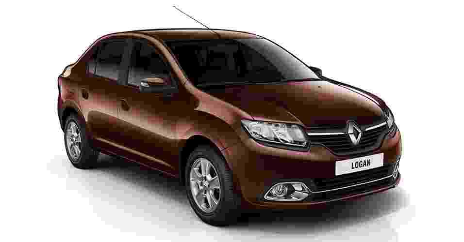 Renault Logan 2014 - Divulgação