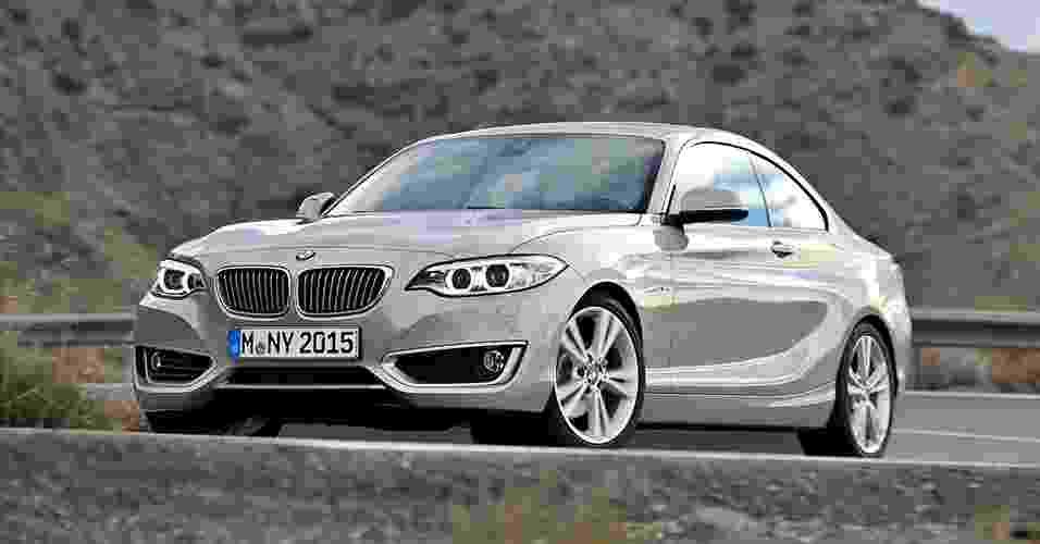 BMW Série 2 - Divulgação