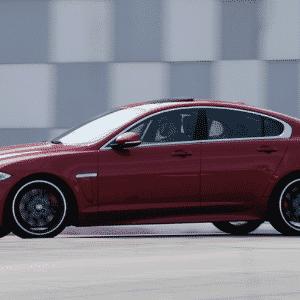 Jaguar XFR - Murilo Góes/UOL