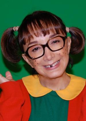 """María Antonieta de las Nieves, a Chiquinha de """"Chaves"""", vem ao Brasil para apresentar seu novo espetáculo - Divulgação"""