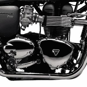 Triumph Bonneville T100 - Divulgação