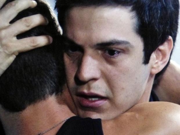 """Em """"Amor à Vida"""", Félix termina caso com Anjinho para reatar com Edith"""