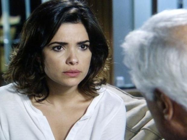 "Em ""Amor à Vida"", Aline sugere que César suborne Atílio"