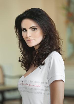 Lisandra Souto viverá a personagem Amália