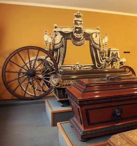 Considerado o primeiro em seu gênero em todo o mundo, o Museu do Funeral é sem dúvida um dos endereços mais inusitados (e fúnebres) de Viena