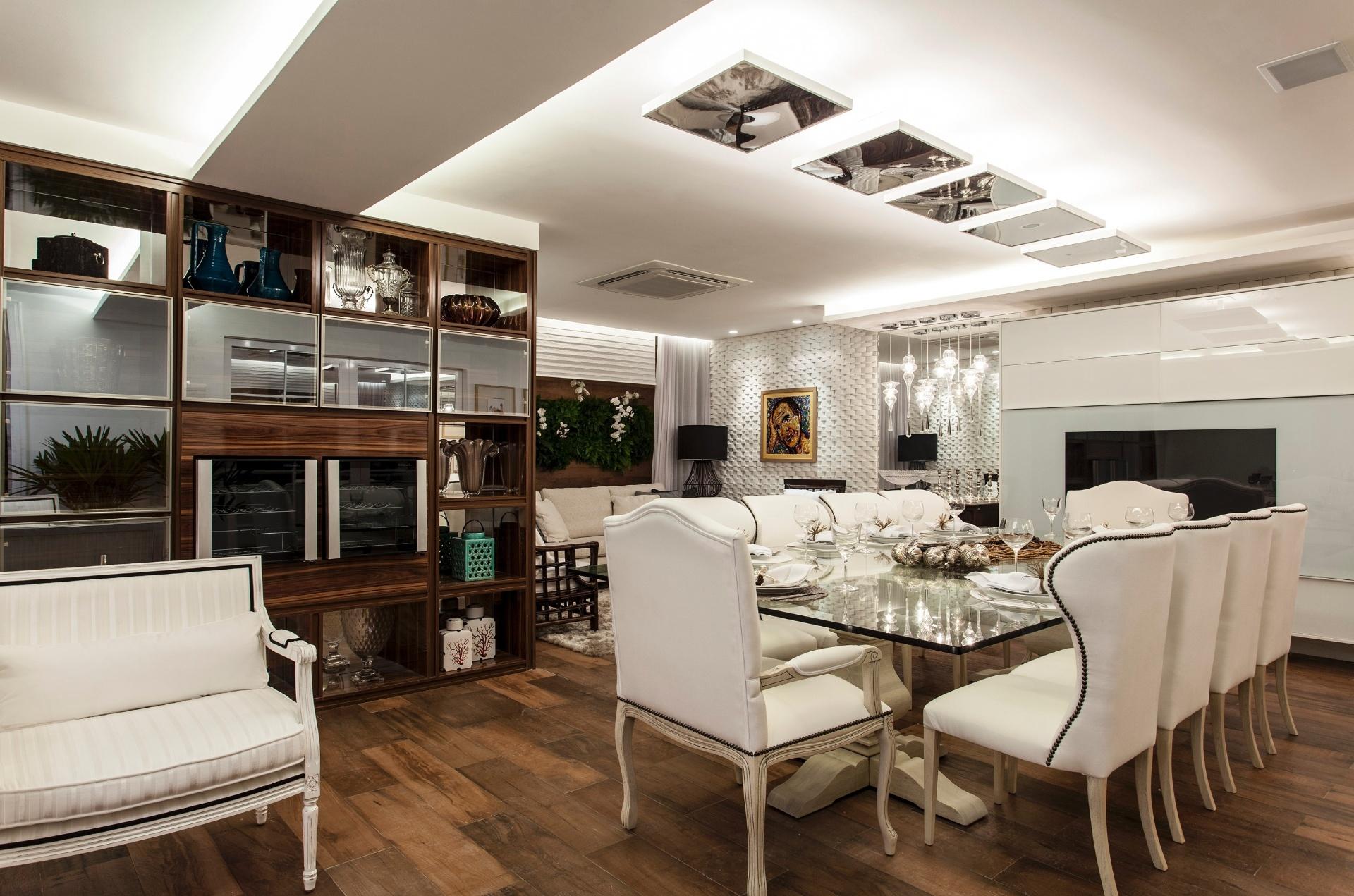 acf644e070eae Salas de jantar  ideias para decorar o ambiente - BOL Fotos - BOL Fotos
