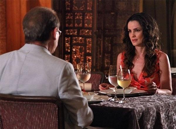 """Em """"Amor à Vida"""", Herbert pede Gina em casamento"""