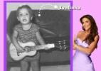 Ivete Sangalo brincava bastante; saiba mais sobre a infância dos famosos