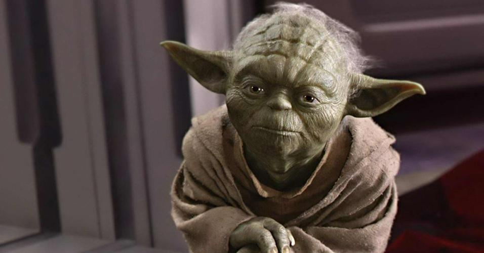 Mestre Yoda Disney
