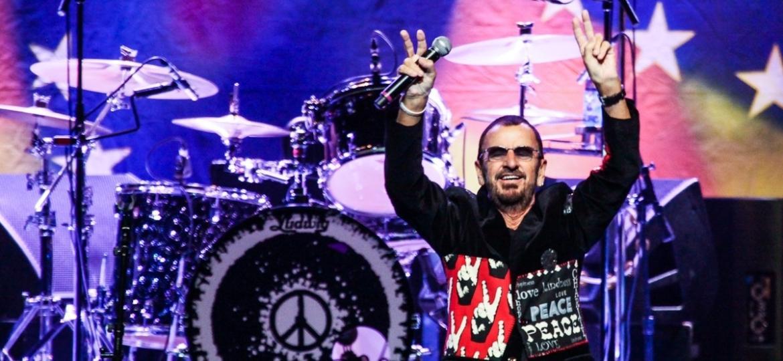 Ringo Starr fez show em São Paulo em 2013 - Manuela Scarpa/Foto Rio News