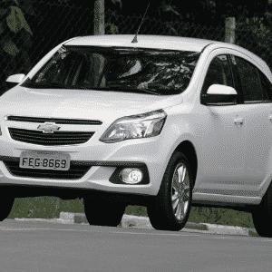Chevrolet Agile LTZ 1.4 M/T - Murilo Góes/UOL
