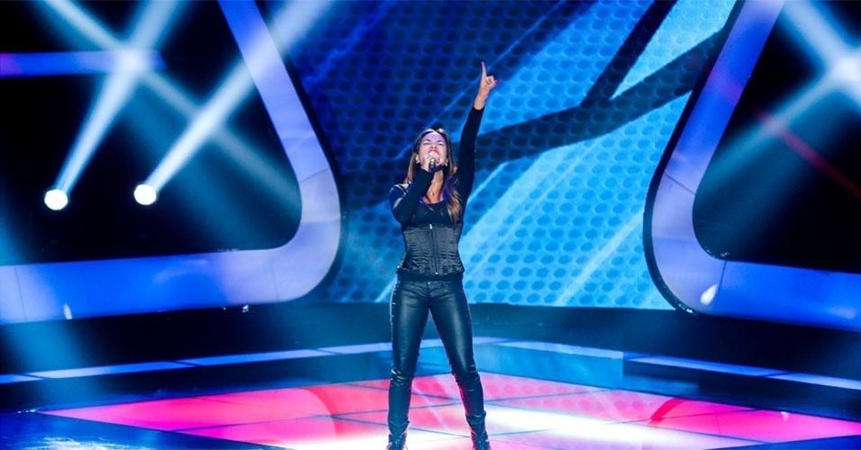 "Gabriella Matos cantou ""Whole Lotta Love"", sucesso do Led Zeppelin"