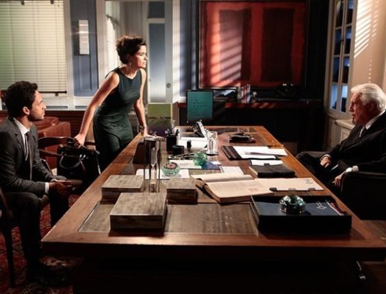 """Em """"Amor à Vida"""", Aline perde a paciência e ameaça se separar de César"""