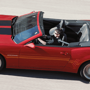 Chevrolet Camaro Conversível 2014 - Divulgação