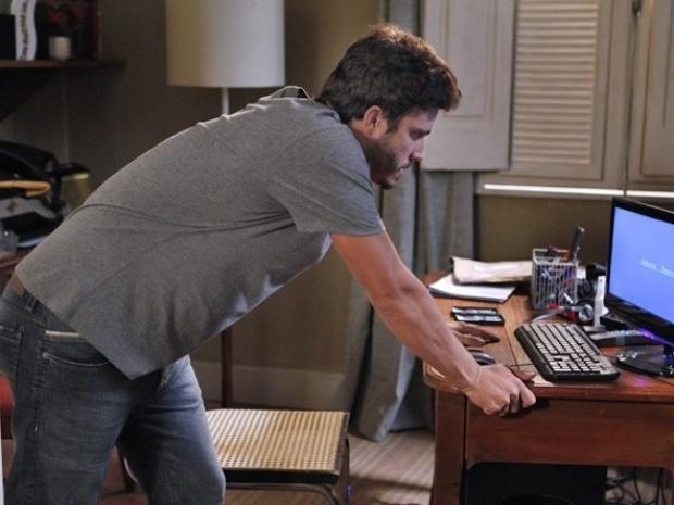 """Em """"Além do Horizonte"""", William descobre que seu irmão foi embora"""
