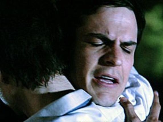 """Em """"Amor à vida"""", Félix abre o coração a Jonathan"""
