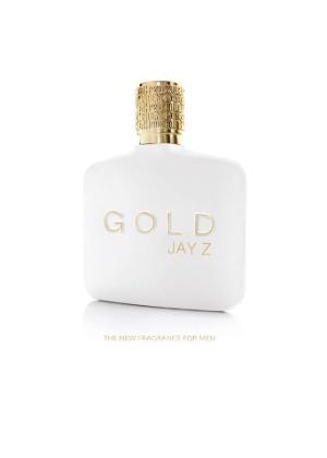 Gold é o primeiro perfume do rapper JayZ - Divulgação