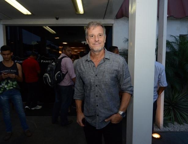 """4.nov.2013 - Marcello Novaes volta à TV depois de Max, em """"Avenida Brasil"""", para interpretar mais um vilão, o comerciante Kleber"""