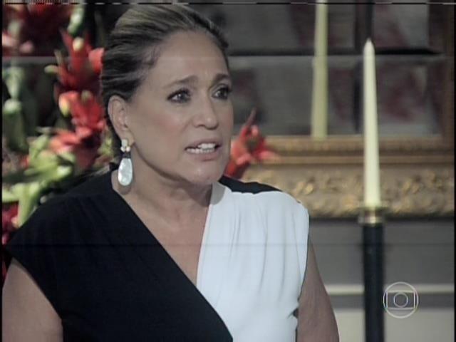 Pilar chama Edith de interesseira