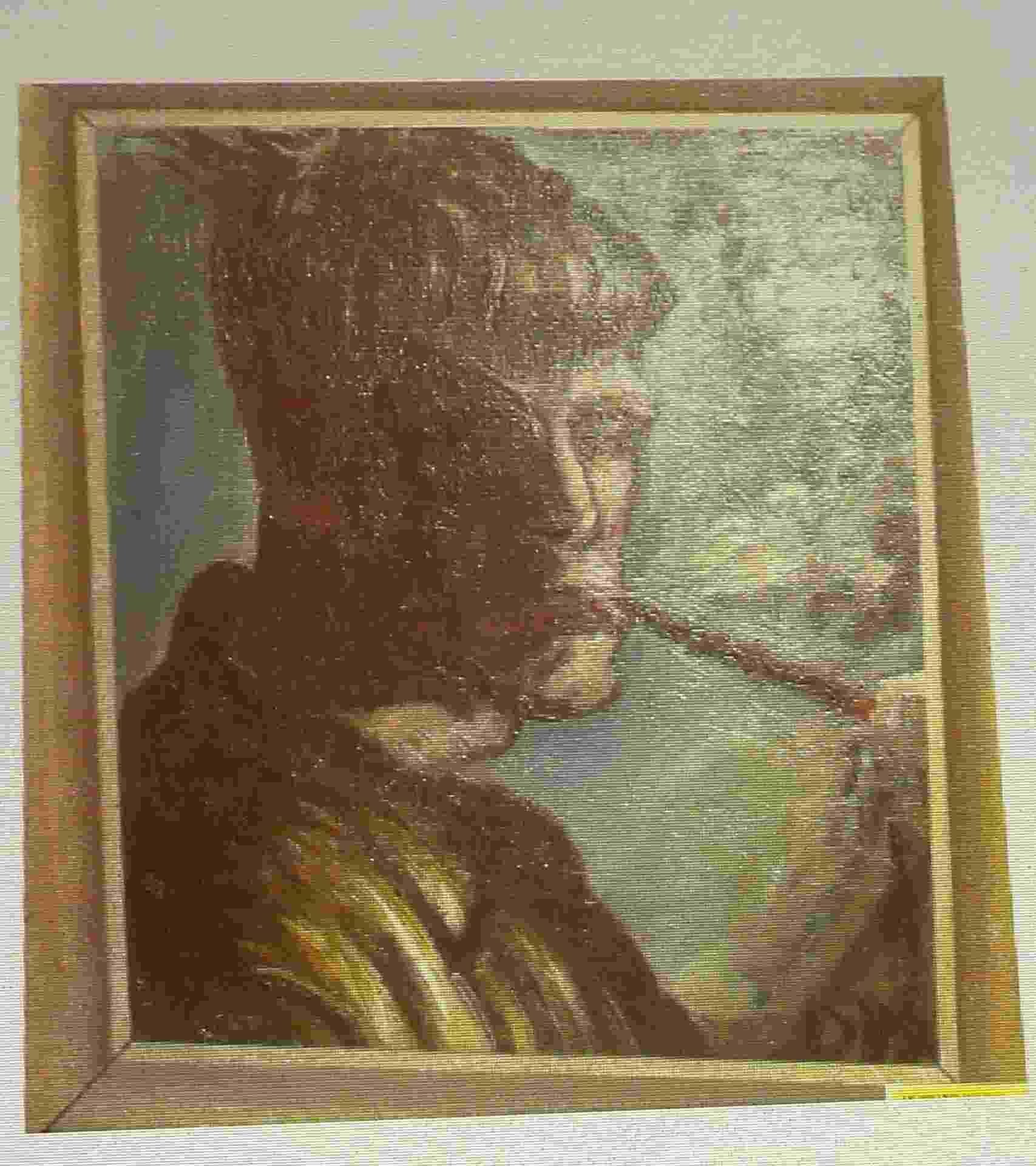 5.nov.2013- Otto Dix, autorretrato. Obras roubadas por nazistas - Reuters