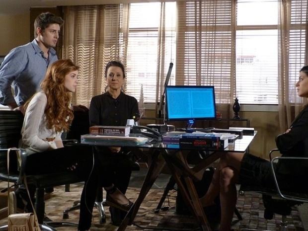 """Em """"Amor à Vida"""", Natasha decide se mudar para mansão de Nicole"""