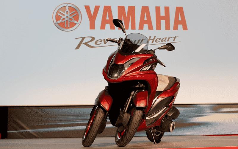 Yamaha Tricity - Arthur Caldeira/Infomoto