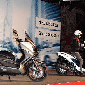 Yamaha  X-Max 125 e 250 - Arthur Caldeira/Infomoto