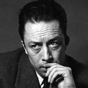 Albert Camus morreu em 4 de janeiro em um acidente de carro - Reprodução