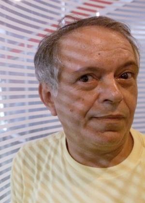 7.nov.2013 -  Antônio Torres é eleito novo imortal pela Academia Brasileira de Letras - Eduardo Knapp/Folha Imagem